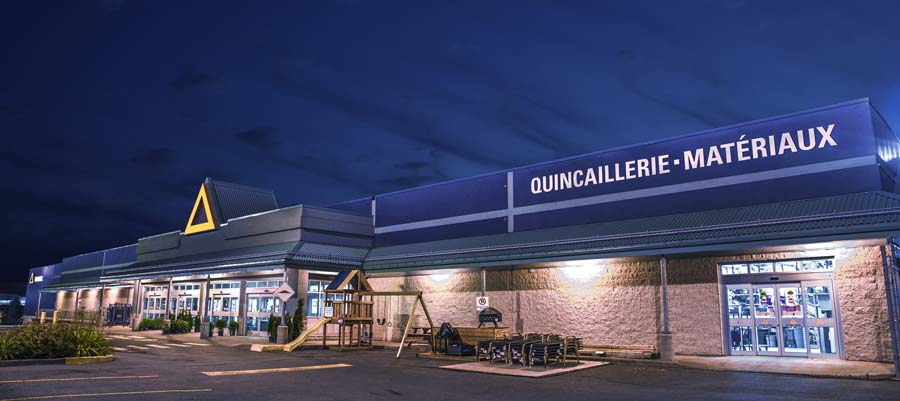 Magasin Quincaillerie